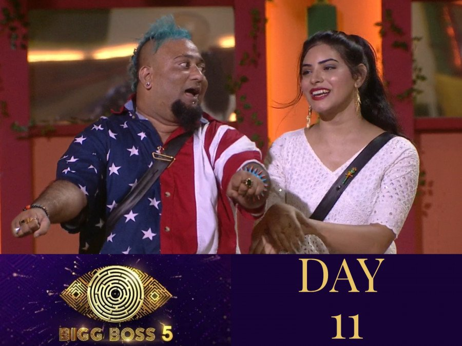 bigg-boss-5-vishwa-becomes-the-second-captain-lobo-steals-the-show-with-his-comedy-image