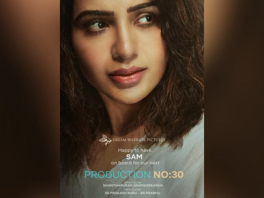 samanthas-production-no-30-announced-image