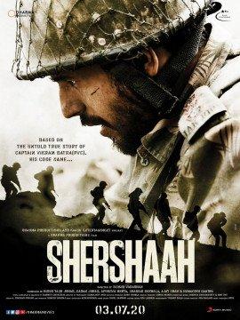 Shershaah Poster