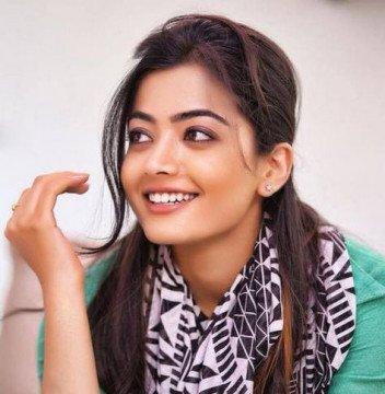 Rashmika Mandanna image