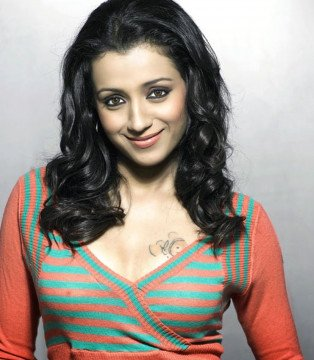Trisha Krishnan image