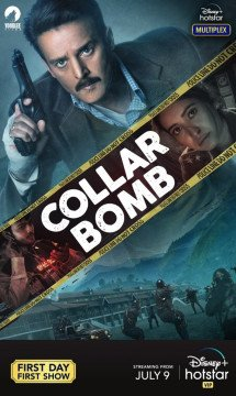 Collar Bomb Poster