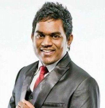 Yuvan Shankar Raja image