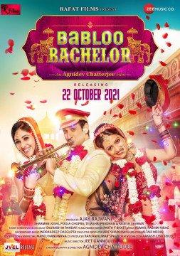 Babloo Bachelor_poster